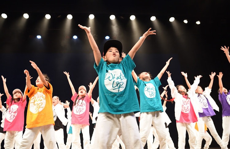 Koza City Hiphop Dance Show